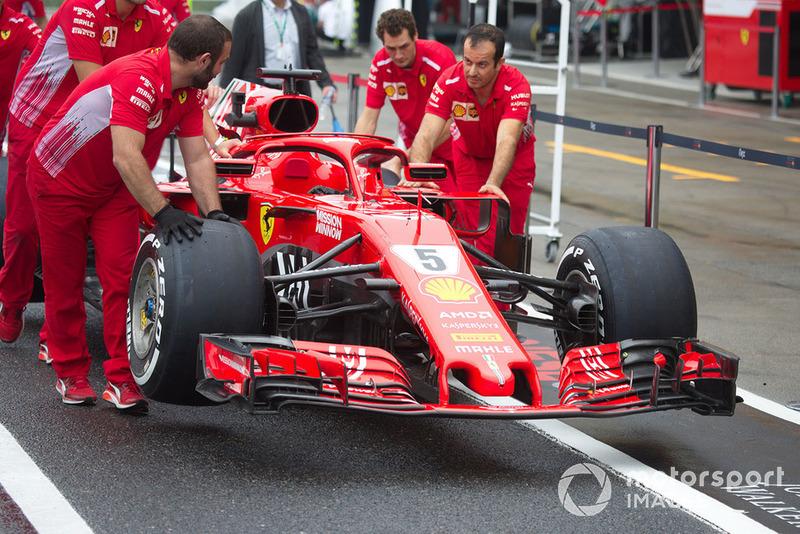 F1 technikák a Japán Nagydíj csütörtöki napjáról