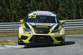 Pedro Salvador, Speedy Motorsport, Cupra TCR
