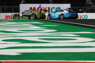 Gianmarco Quaresmini, Dinamic Motorsport, Roar Lindland, Lechner Racing