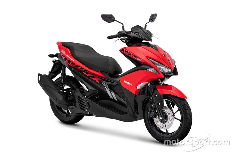 Aerox 155 Red