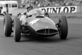 Graham Hill, BRM P48
