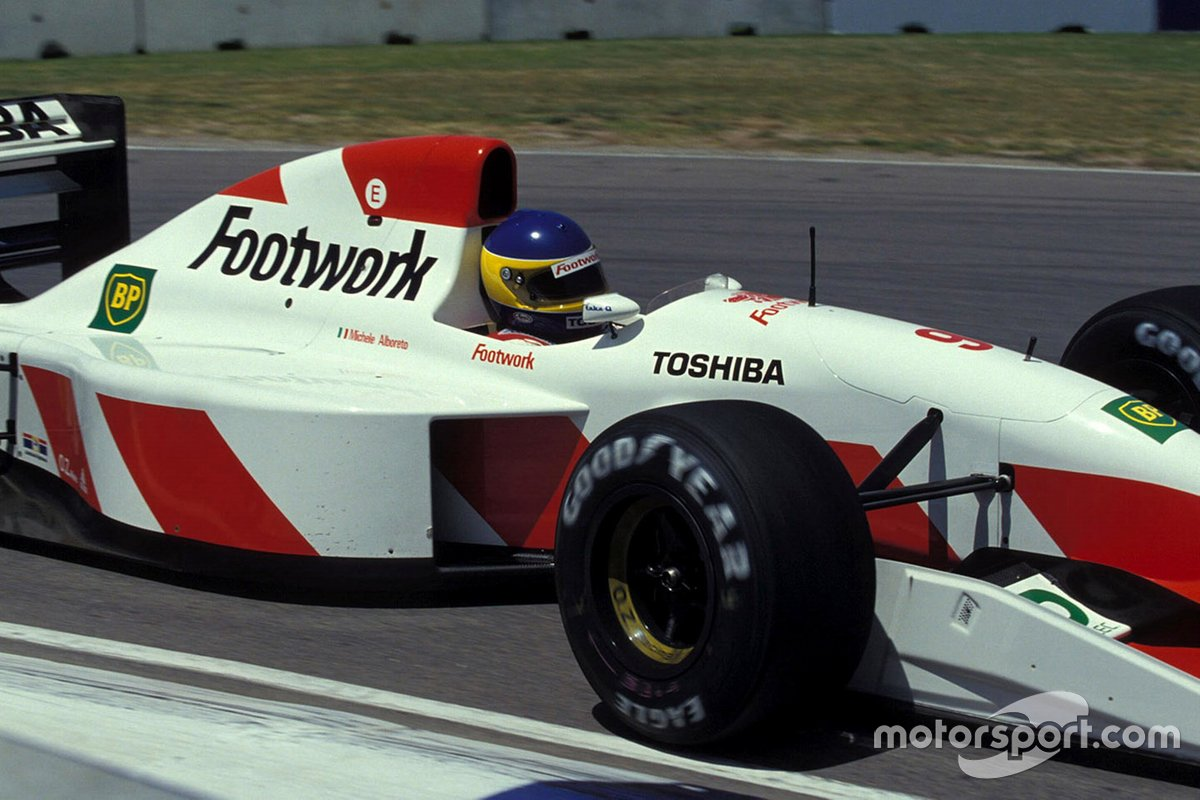 Alboreto (and Arrows) enjoyed a renaissance in 1992, thanks to Mugen-Honda V10s and a trustworthy FA13 chassis.