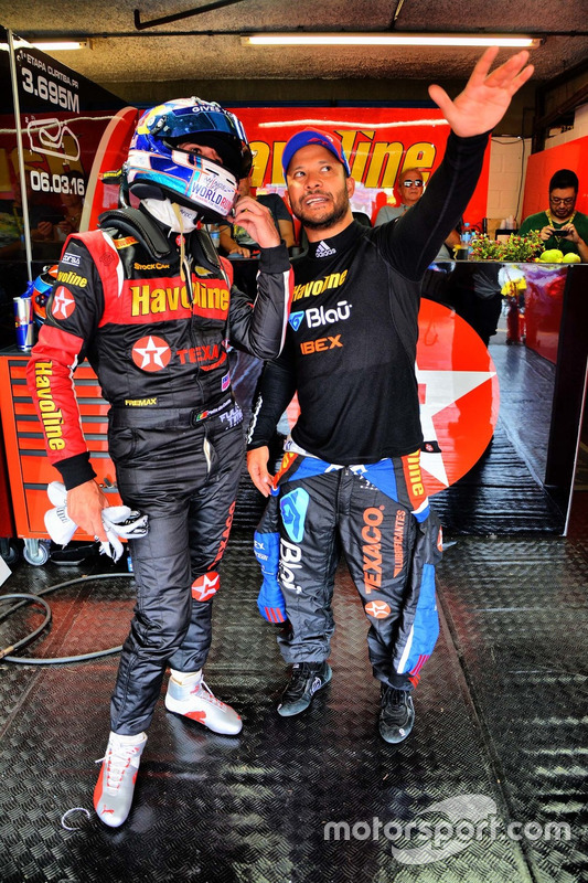 Antonio Felix da Costa e Allam Khodair