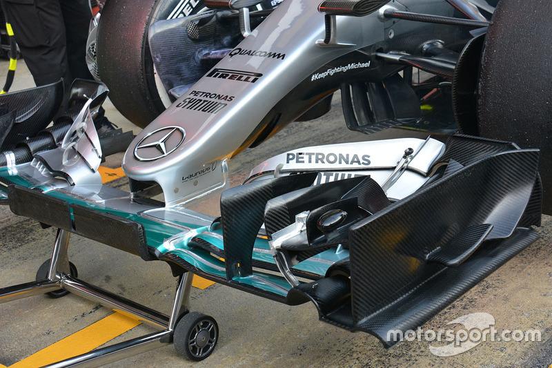 Mercedes AMG F1 Team W07