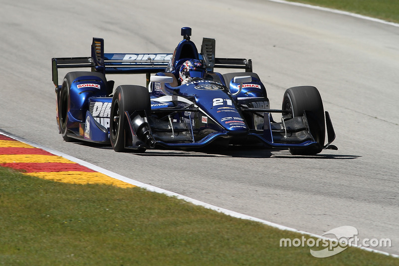 Josef Newgarden, Ed Carpenter Racing Chevrolet