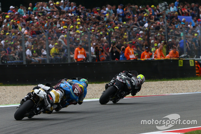 Johann Zarco, Ajo Motorsport, Franco Morbidelli, Marc VDS ve Thomas Lüthi, Interwetten