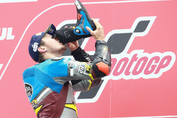Podium: winner Jack Miller, Marc VDS Racing Honda