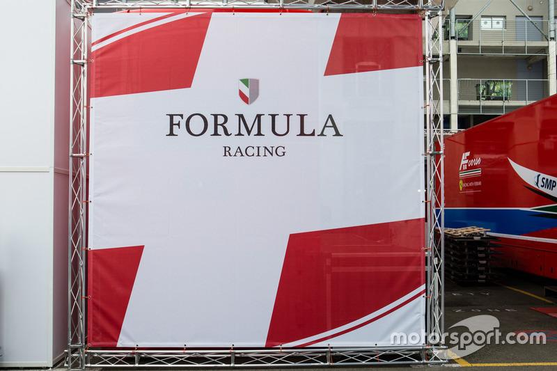 Зона Formula Racing