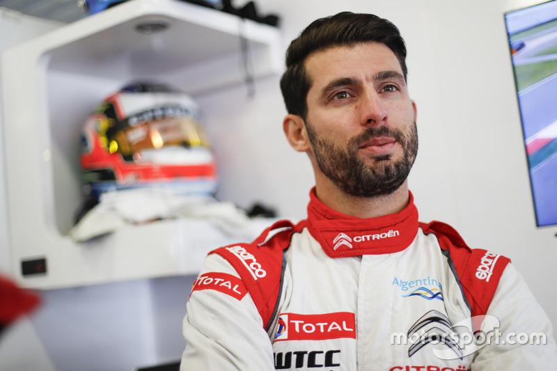 WTCC: José María López, Citroën World Touring Car Team