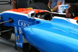 Manor Racing MRT05 detail