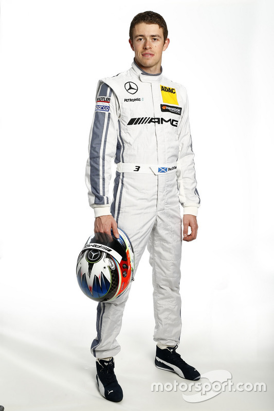 #3: Paul Di Resta, HWA-Mercedes