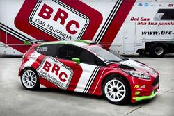 Team BRC, Ford Fiesta R5 EVO, livrea 2016