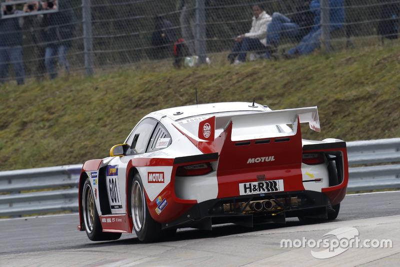 #601 Kremer Racing, Porsche 997 K3, auf der Nordschleife
