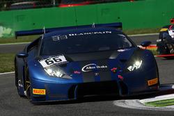 #66 Attempto Racing, Lamborghini Huracan GT3: Marco Mapelli, Giovanni Venturini, Luca Filippi