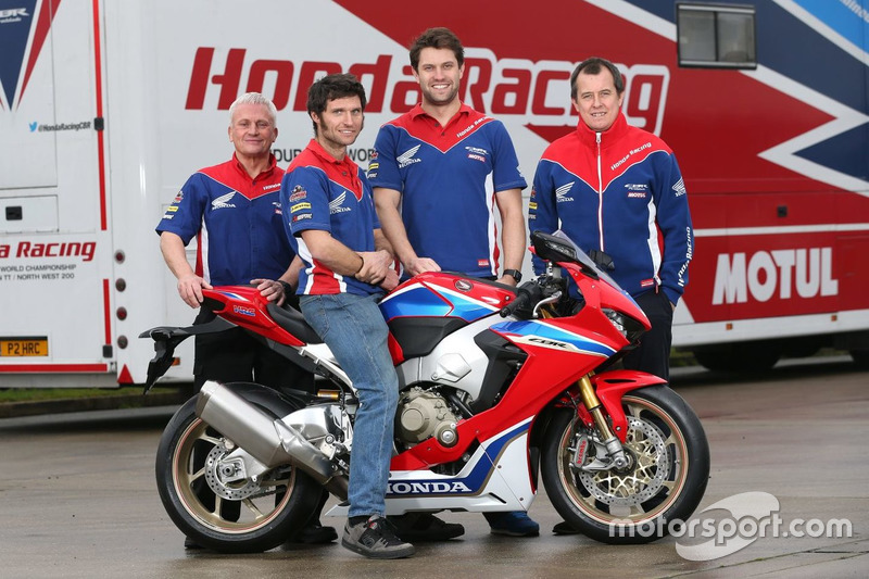Honda Racing announcemet
