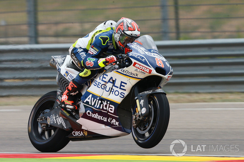 19. Hector Barbera, Avintia Racing