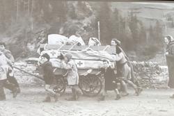 Foto storica Croce Rossa