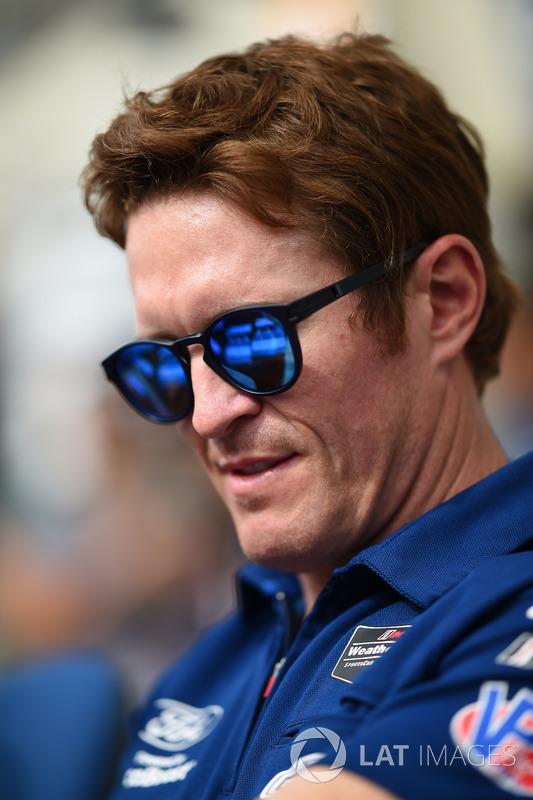 Scott Dixon, Ford Chip Ganassi Racing