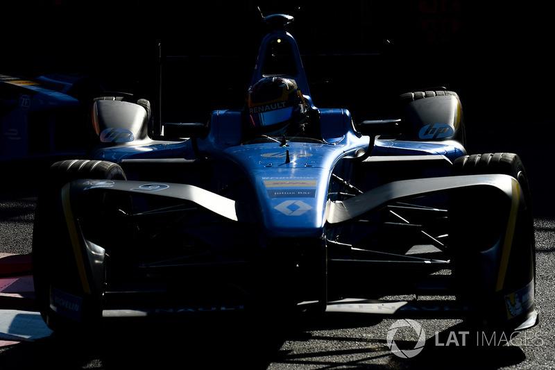 Sébastien Buemi, Renault e.Dams