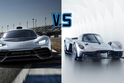 Mercedes-AMG Project One vs. Aston Martin Valkyrie