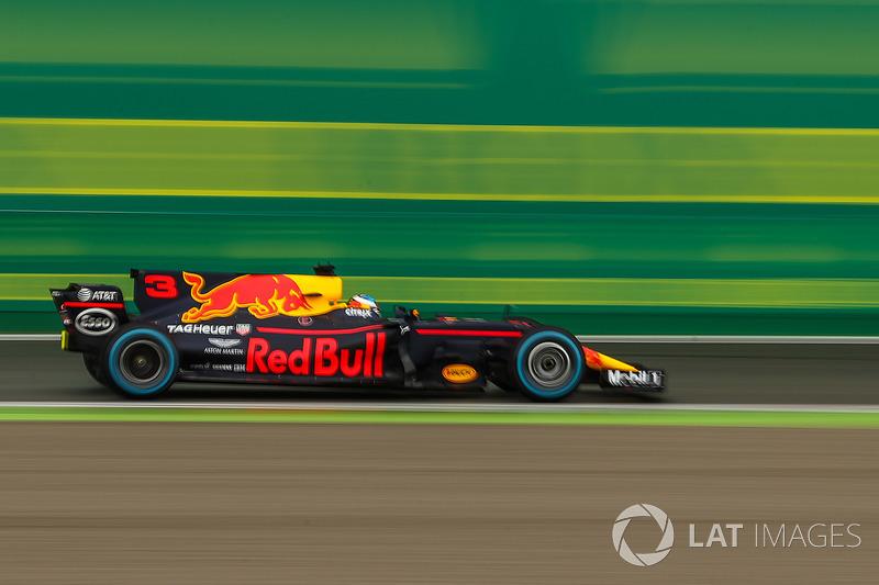 4. Даніель Ріккардо, Red Bull Racing RB13 - 144