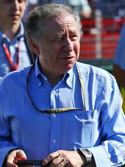 Jean Todt, président FIA