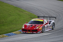 #126 Ferrari of Central Florida Ferrari 488 Challenge: Robert Picerne
