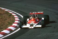 James Hunt, McLaren M26 Ford