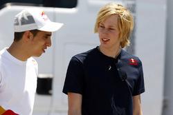 Sébastien Buemi, Toro Rosso, Brendon Hartley, troisième pilote Red Bull Racing