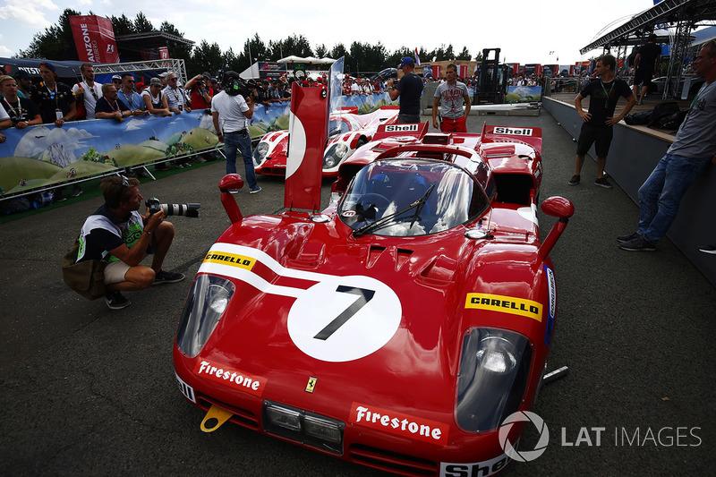 Ferrari 512S, Porsche 917