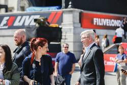 Ross Brawn, Motorsporları Direktörü, FOM