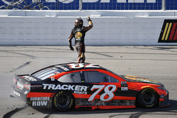 1. Martin Truex Jr., Furniture Row Racing, Toyota