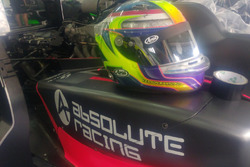 Helm dan mobil Keanon Santoso