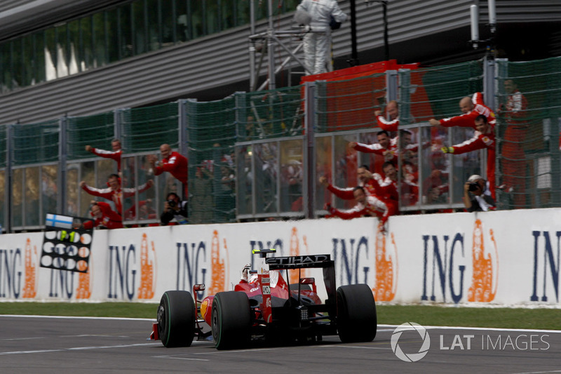2009 Belçika: Ferrari