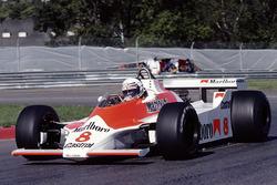 Alain Prost, McLaren M30 Ford