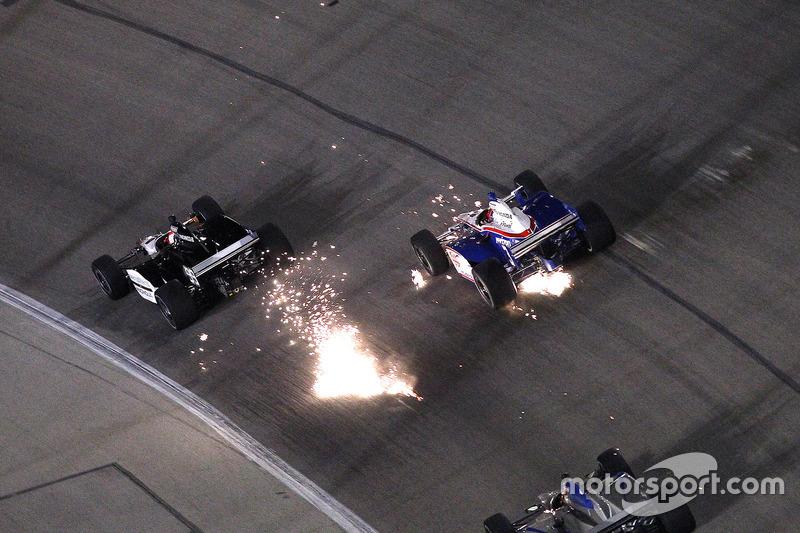 IndyCar. Техас, 2011 год