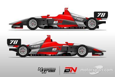 BN Racing announcement