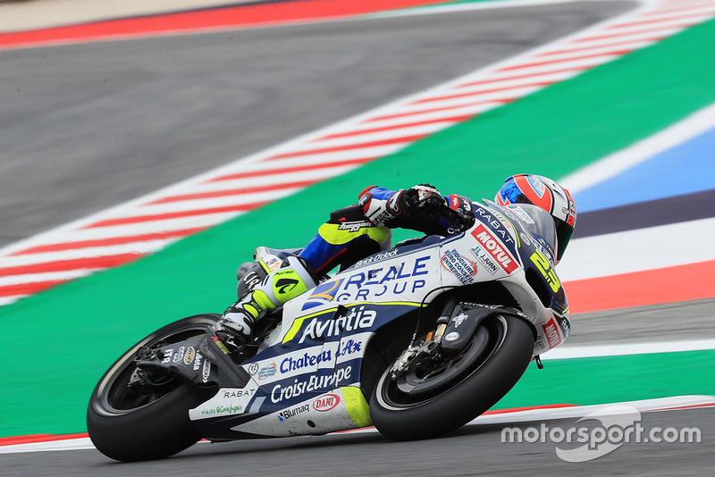 Christophe Ponsson, Avintia Racing