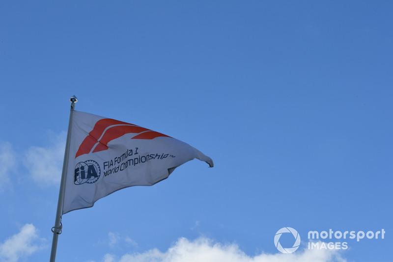 Bendera F1