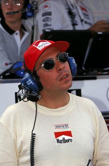 Gonzalo Rodriguez, Team Penske