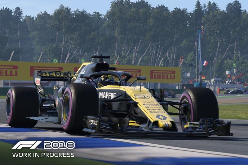F1 2018 (ПК, PS4, Xbox One)