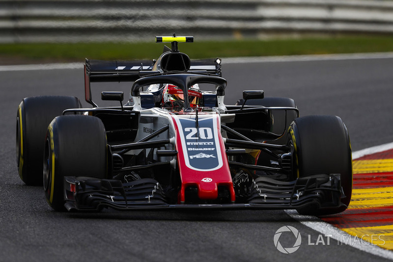 14. Kevin Magnussen, Haas F1 Team VF-18
