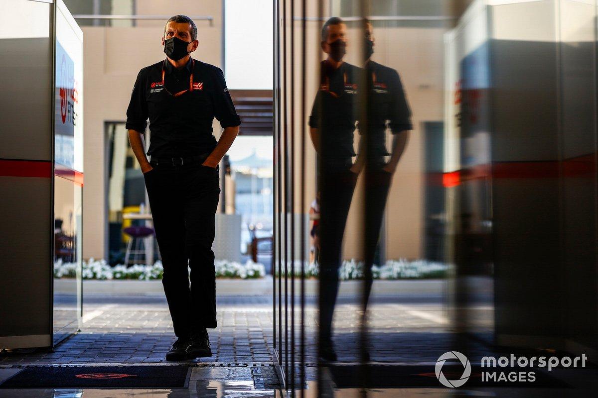 Gunther Steiner, Jefe del equipo Haas de F1.