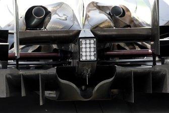 Дифузор Brawn Grand Prix BGP001