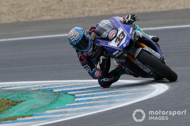 #33 GRT Yamaha Official: Marco Melandri
