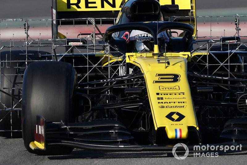 7 місце — Даніель Ріккардо, Renault