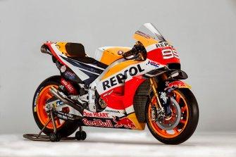 Мотоцикл Honda RC213V команды Repsol Honda Team
