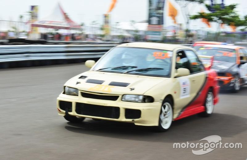 Dwi Irianto, Speedy Motorsport, STC Divisi 2