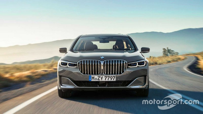 BMW Serie 7 Restylee 2019