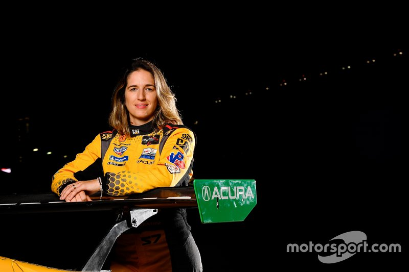 Ana Beatriz, Meyer Shank Racing